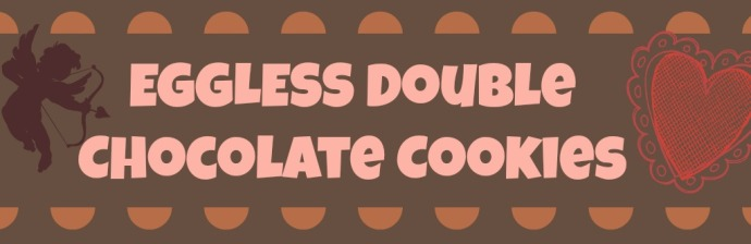 DoubleChocolate Cookie Banner