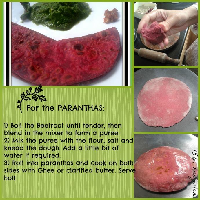 156hungerlane_Beetroot Paranthas
