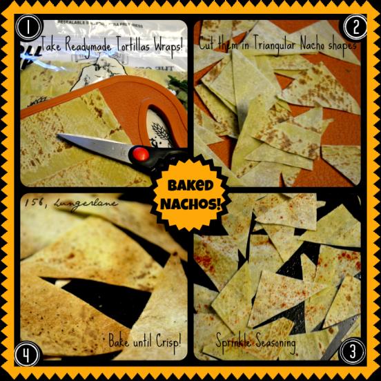 Baked Nachos